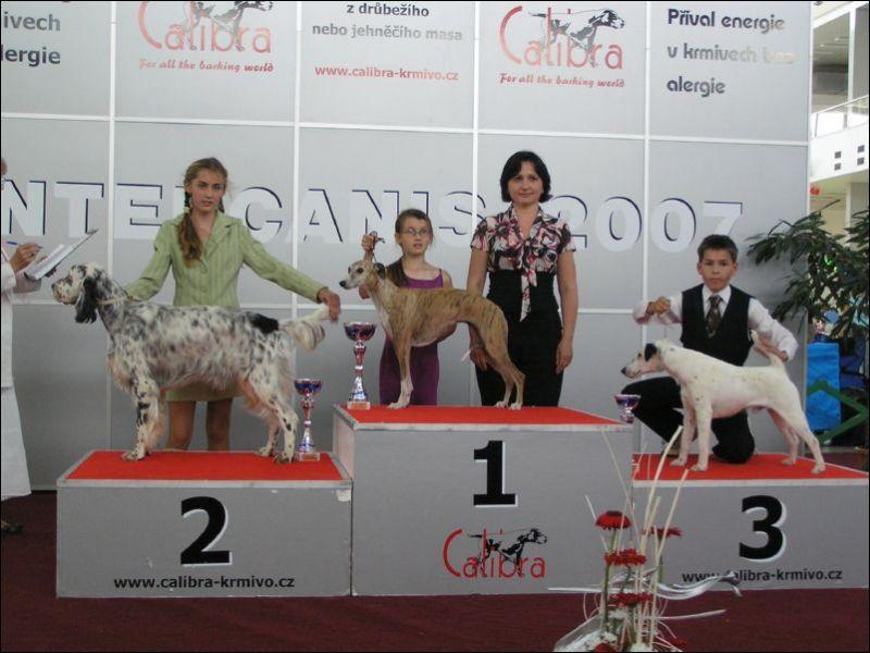 2.místo Propet Brno 24.6.2007